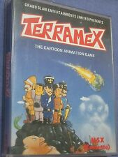 Terramex (msx) COMPLETE!!! (1ª Edition 1988) - highly sought after!!!