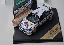"1/43ème  TOYOTA  COROLLA WRC "" MOBIL 1 "" N° CZECH RALLY CHAMPIONSHIP 1998"