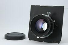 [Exc+++] Fujinon W 125mm f/5.6 Lens w/ Toyo-Veiw Board From JAPAN C27