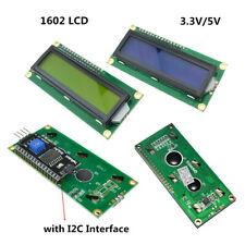 LCD Board Module I2C 1602 16x2 Character LCD Display Module HD44780 Controller