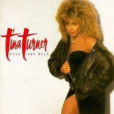 Audio CD - R&B & Soul - Break Every Rule by Tina Turner - Typical Male - Girls