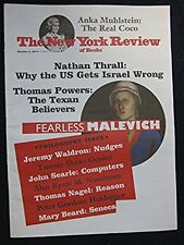 The New York Review of Books October 9, 2014 [Single Issue Magazine] [Jan 01, ..