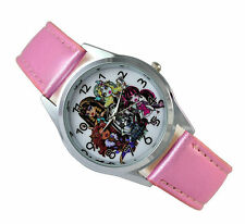 Monster High Girl Child  Fashion Watch Xmas Wrist Xmas Gift