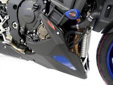 Yamaha FZ-10 17 MT10 16 17 Bellypan Flat Matt Black - Powerbronze PB