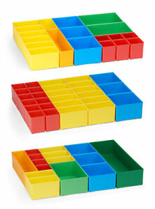 Sortimo T-BOXX Sortimentskasten Schraubenkoffer Sortimentskoffer Werkzeugkoffer