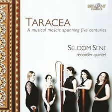 Seldom Senegal Recorder Quintet-TARACEA-A Musical Mosaic spanning Five Centuries CD