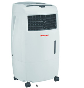 Honeywell CL25AE 52 pint Indoor Portable Evaporative Air Cooler with Remote