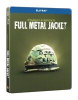 Full Metal Jacket Steelbook Blu Ray