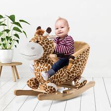 Schaukelpferd Schaukeltier Schaukelspielzeug Babyschaukel Spielzeug Kinder