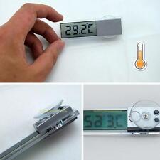 Mini Indoor Car Home LCD Digital Display Room Temperature Meter Thermometer