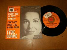 EYDIE GORME - I WANT YOU TO MEET MY BABY - 45 PS / LISTEN - LATIN - TEEN GIRL