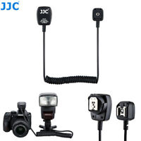 JJC 1.4m TTL Off-Camera Sync Shoe flash Cord for Pentax K-30 K-5 K-R 645D