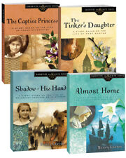 DAUGHTERS OF FAITH (pb) Wendy Lawton Amost Home,Captive Princess,Shadow ++4Bks