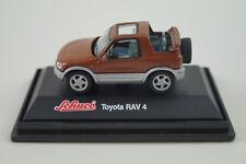 Schuco modello di auto 1:72 TOYOTA rav4