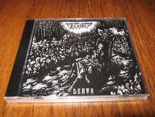 """TEITANBLOOD """"Death"""" CD  deathspell omega grave miasma"""