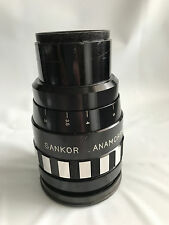 Sankor 16-D Anamorphic lens for filmmaking or projection