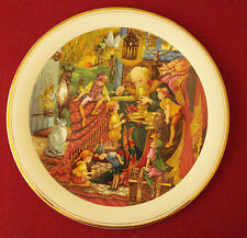 Royal Doulton, Collectors Gallery Edition, Spellbinder, Book Of Spells Plate