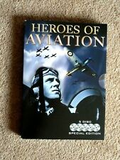 HEROES OF AVIATION   ( 5 DISC SPECIAL EDITION ) 2009 - FREE P&P