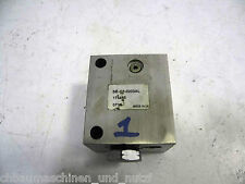 Integrated Hydraulics Flow Control Valve Steuerblock Hydraulikblock Ventil 0708