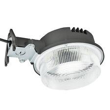 75W Dusk to Dawn LED Barn Street Shoebox Pole Light Outdoor LED Wall Mount Light