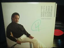 "Peabo Bryson ""Straight From the Heart"" LP"