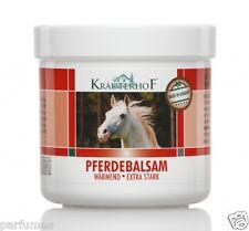 Le gel Baume de cheval 250 ml Gel de massage Kräuterhof® réchauffement intensif