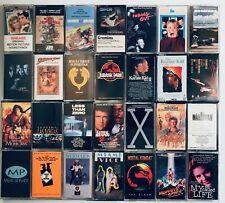 You Pick Cassette Tapes: SOUNDTRACKS, TV, Film, 80s, 90s, Rock, Pop, Alt, Rap