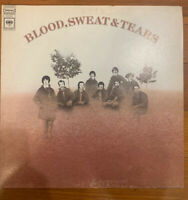 BLOOD SWEAT AND TEARS - SELF TITLED  - VINYL LP - COLUMBIA RECORDS EXC