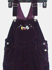 Mickey for Kids Jerry Leigh Disney Mickey Mouse Overalls Velvet Texture