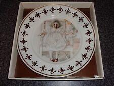 B & G porcellana Copenhagen Danimarca LTD ED PIASTRA portraet AF Inga-MARIS THIEL