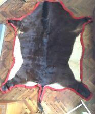 Animal skin Real Common Sable Antelope skin/hide