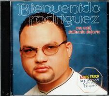 Bienvenido Rodriguez  Me Esta Doliendo Dejarte ( Bonus Track)     NEW SEALED  CD