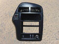 96-99 Nissan Pathfinder Center Dash Radio Trim Bazel w/ Air Vents & Switches OEM