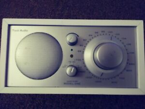 Tivoli Audio model One Am/ FM Table Radio