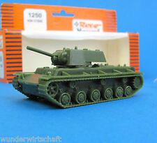 Roco Minitanks H0 1250 KAMPF-PANZER KW-1 1940 Rote Armee WWII OVP HO 1:87 Premo