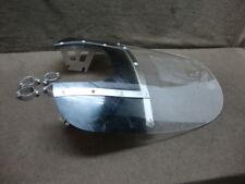 04 2004 SUZUKI VZ1600 VZ 1600 MARAUDER WINDSHIELD, WIND SCREEN (CRACKED) #YL42