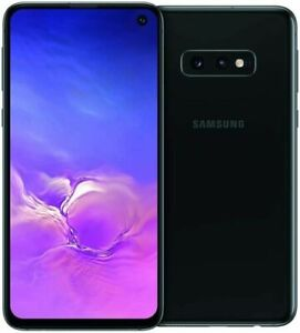 Samsung Galaxy S10e 128GB Prism Black (AT&T), No Contract: BRAND NEW & Sealed