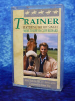 TRAINER Composed by Simon May BBC TV Soundtrack RARE AUDIO CASSETTE TAPE ALBUM