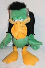 "NEW WITH TAG 20""  FRANKINSTEIN MONSTER DAFFY DUCK WARNER BROS LOONEY TUNES"