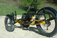 Details about  /seat for recumbent bike recumbent trike ICE Tricycle velomobile NEW fiberglass