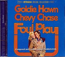 "Charles Fox ""FOUL PLAY"" score Intrada 2000 Limited Edition CD Sold Out"