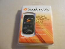 Blackberry Curve 8530 Black Smartphone Boost Mobile Cellular Phone NEW IN BOX