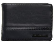 Billabong Men's Dimension Solids Wallet Black
