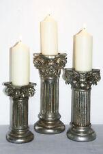 Resin Vintage/Retro Candelabra Candle & Tea Light Holders