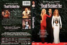 Death Becomes Her - Meryl Streep (PAL VHS EX RENTAL)