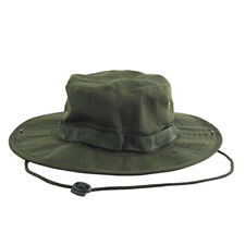Outdoor Hunting Hat Summer Sun Boonie Hat Waterproof UV Protection Safari Cap