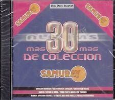 Samuray 30 Albums de Coleccion CD New Nuevo