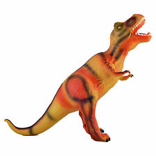 "Large 20"" (52cm) Soft Stuffed Rubber Dinosaur T-Rex Tyrannosaurus Play Toy"
