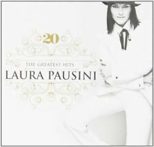 LAURA PAUSINI - 20: THE GREATEST HITS/GRANDES EXITOS USED - VERY GOOD CD