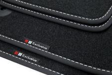 Exclusive-line Design Fußmatten für VW Golf 5 V Golf 6 VI Scirocco 3 III
